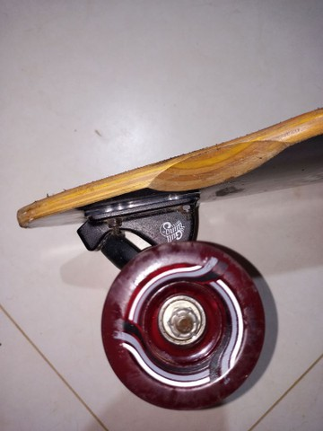 Skate longboard dowhill sector nine original americano - Foto 3