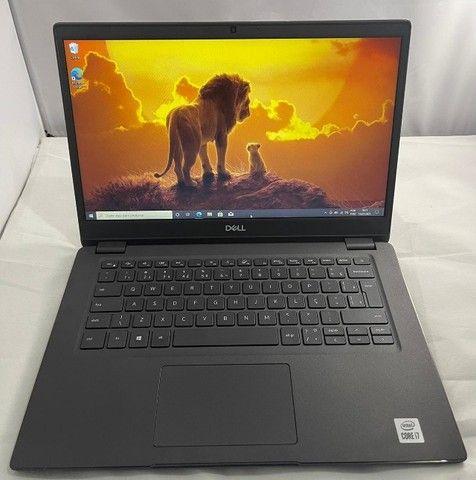 """Notebook Novo Dell Latitude 3410 i7 10Ger 16GB Ssd 256GB M2 HD 1TB 14"""" Emito NF!"""