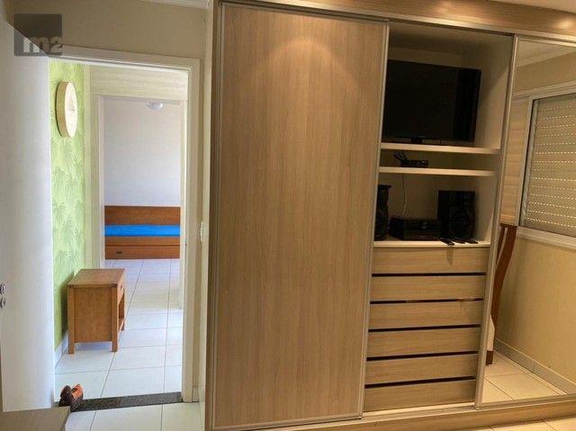 Apartamento à venda com 2 dormitórios em Setor oeste, Goiânia cod:M22AP1449 - Foto 14