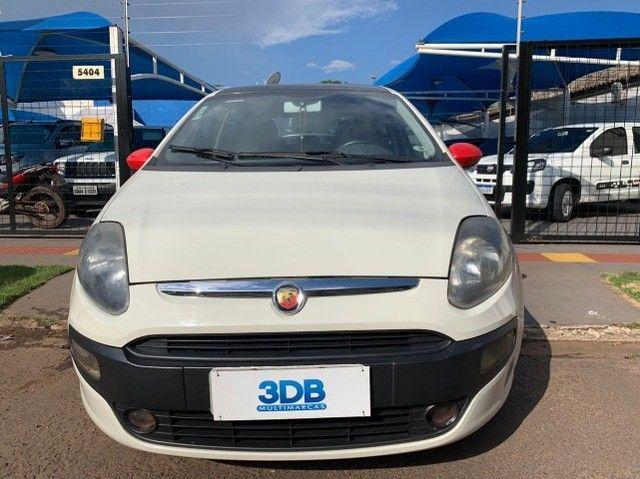 Fiat Punto 1.4 Attractive 8v Flex 4p 2013-2014 31900 - Foto 2