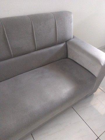Conjunto sofá 2/3 lugares - Foto 4