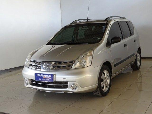 Nissan Livina S 1.6 16V (flex) - Foto 2