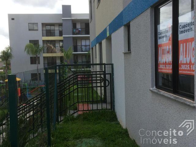 Apartamento para alugar com 1 dormitórios em Jardim carvalho, Ponta grossa cod:393113.001 - Foto 15