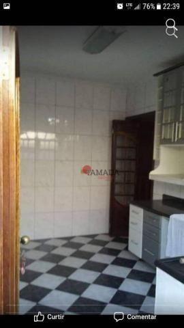Casa assobradada, terreno 10x30m, 03 vagas, 04 dormitórios, suíte, à venda, 195 m² por R$  - Foto 10