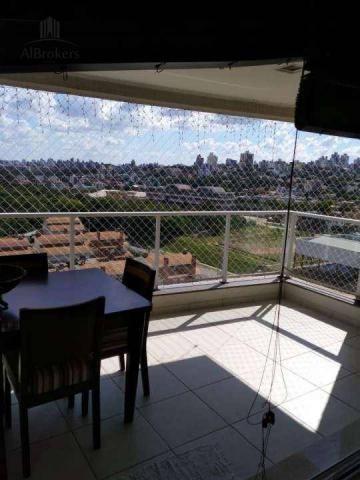 Apartamento com 3 suítes à venda, 162 m² por R$ 1.490.000 - Central Parque - Porto Alegre/ - Foto 16