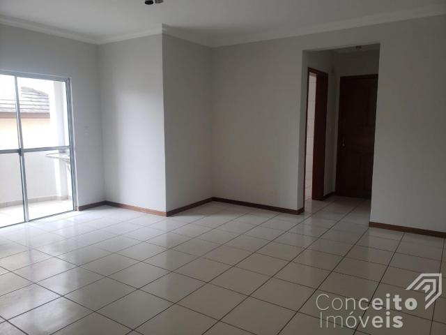 Apartamento para alugar com 3 dormitórios em Jardim carvalho, Ponta grossa cod:393123.001 - Foto 16