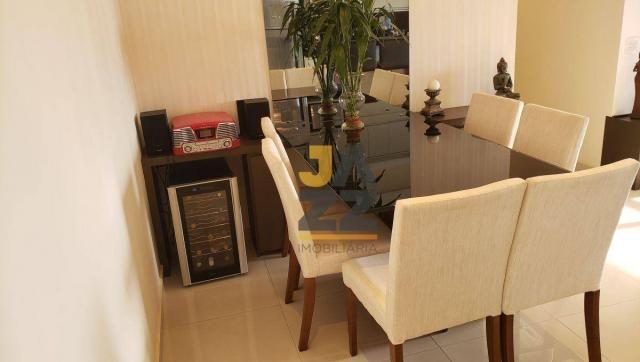 Lindo apartamento com 2 dormitórios e closet à venda, 73 m² por R$ 450.000 - Vila Brasil - - Foto 7