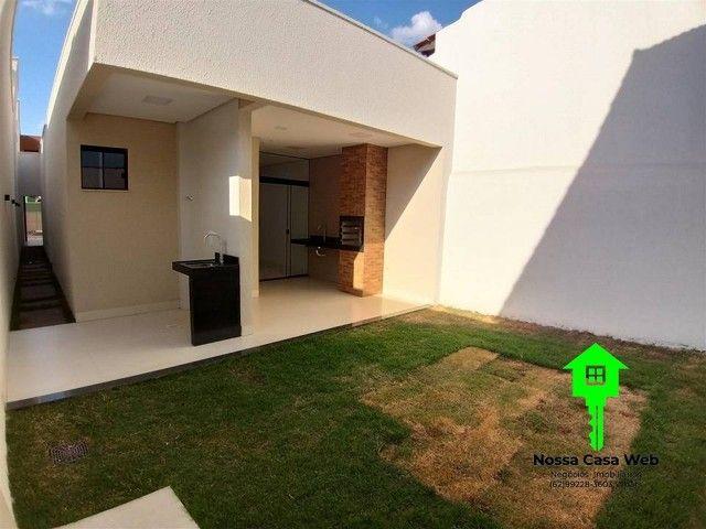 Casa para venda tem 138 metros quadrados com 3 quartos em Parque das Flores - Goiânia - GO - Foto 10