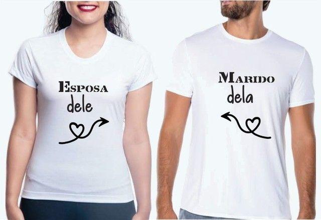 Camisa adulto personalizada - Foto 4