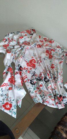 Vendo vestido,camisa  e calçados  - Foto 2