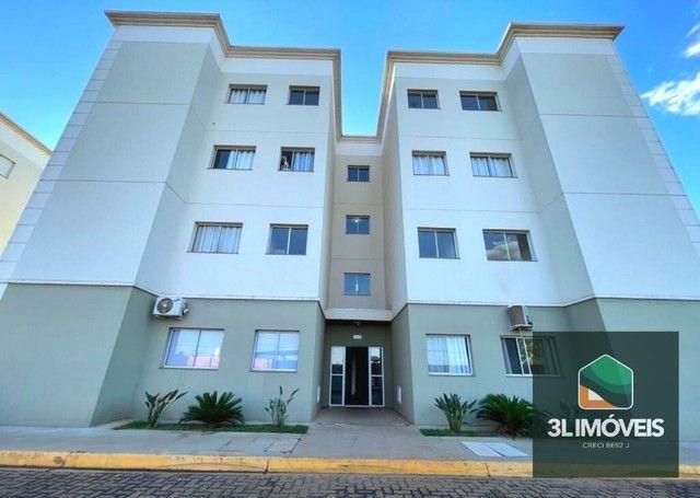 Apartamento para aluguel, 2 quartos, 1 vaga, Jardim Alvorada - Três Lagoas/MS