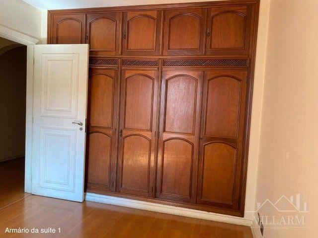 Apartamento com 4 dormitórios para alugar, 340 m² por R$ 3.890,00/mês - Vila Andrade - São - Foto 17