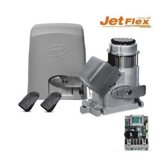 Kit Motor Portão Deslizante Ppa Jet Flex Ind. 1500 1HP DZ.PPA-12 - Foto 3