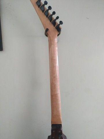 Guitarra Lutheria modelo Flying V (Somente Venda) ac.contraproposta - Foto 5