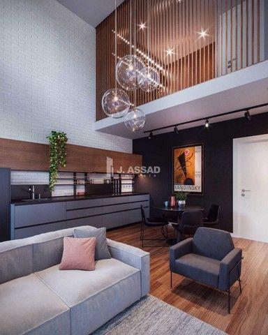 GARDEN com 1 dormitório à venda com 129.55m² por R$ 492.614,33 no bairro Água Verde - CURI - Foto 2