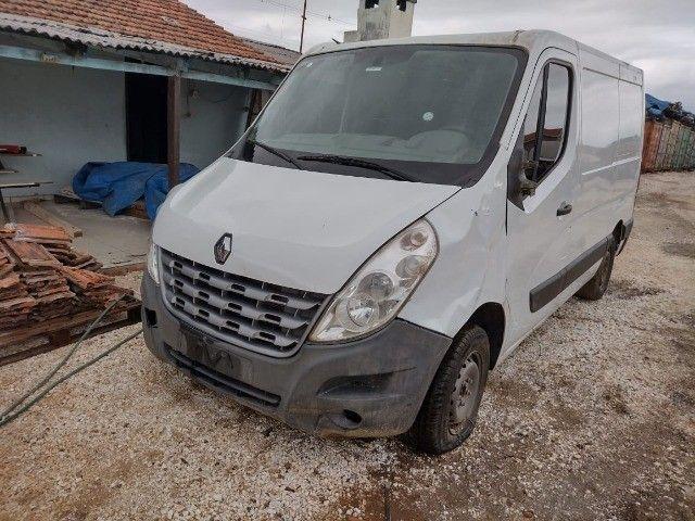 Sucata Renault Master 2.3 Diesel 2018