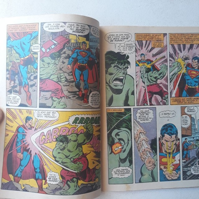 Edição de luxo ( superman / Homem Aranha  - Foto 3