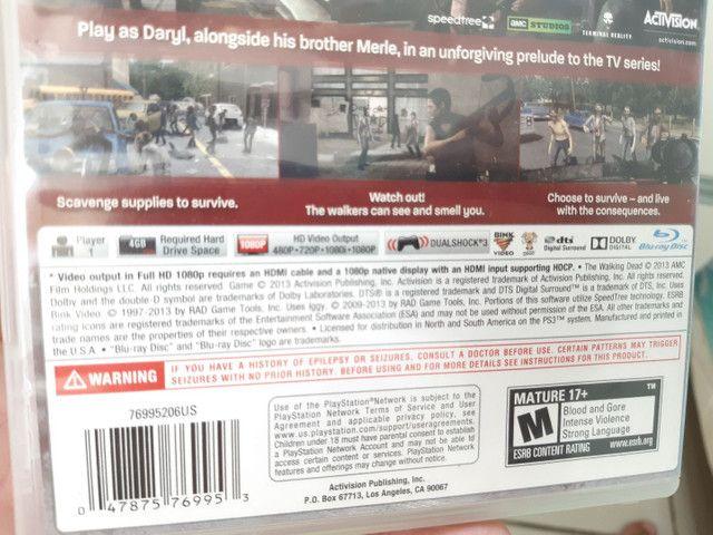 The Walking Dead (Survival Instinct) PS3. - Foto 5