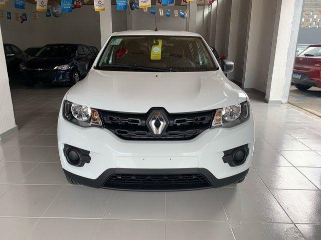 Renault Kwid Zen 2022 a pronta entrega