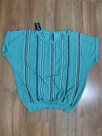 Blusas de linha  - Foto 5