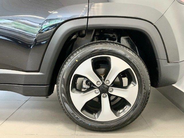 Jeep Compass Longitude + Kit Safety e Premium - Foto 9