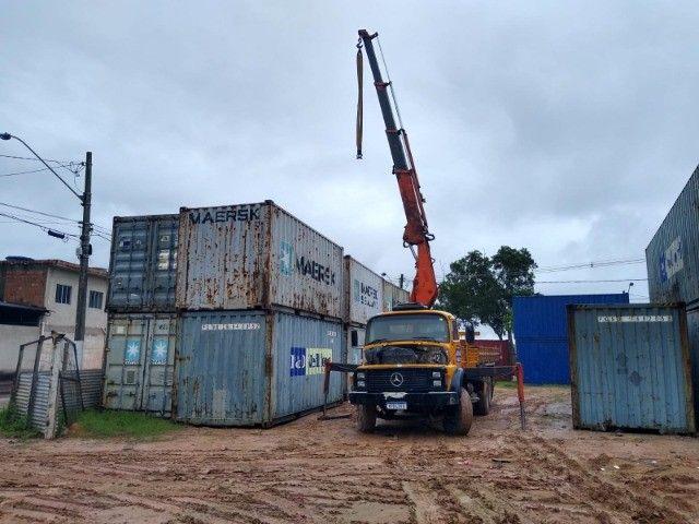 temos container de 6 metros 2 unidades de resto * - Foto 2
