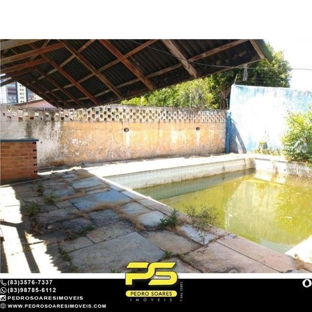 Casa com 3 dormitórios para alugar, 275 m² por R$ 5.000/mês - Tambaú - João Pessoa/PB - Foto 3