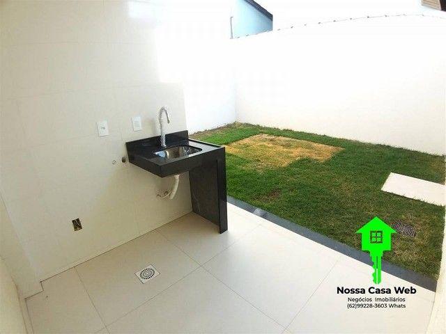 Casa para venda tem 138 metros quadrados com 3 quartos em Parque das Flores - Goiânia - GO - Foto 14