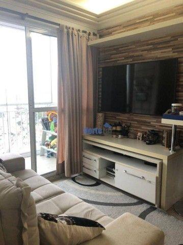 Lindo Apartamento Condomínio Mundo Apto Santana