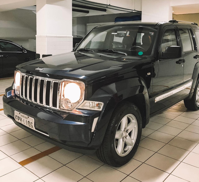 Jeep cherokee ltd 3.7 blindado  - Foto 2
