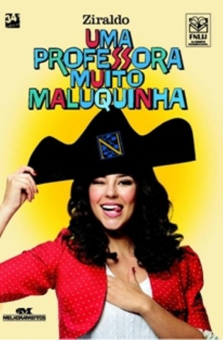 Uma Professora Muito Maluquinha Ziraldo Paola Oliveira  - Foto 3