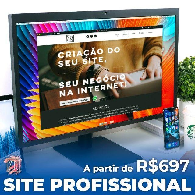 Criação de Site   Promoção   Viana Consultoria