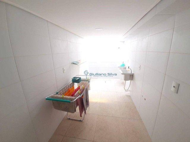 Códz: 438 - Apto novo no Aeroclube, 2 qts 1 suíte, 52 m², Pisc. Elev. - Foto 3