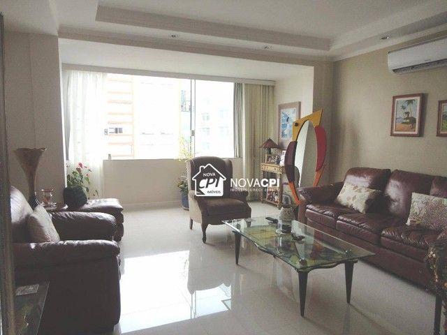 Apartamento com 2 dormitórios à venda Pompéia - Santos/SP - Foto 2