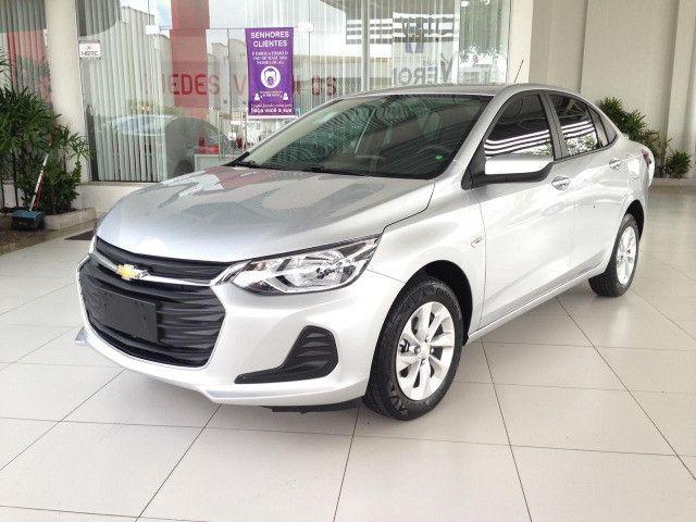 Chevrolet Onix Plus 1.0T LT Automático 2020/2021 - Foto 2