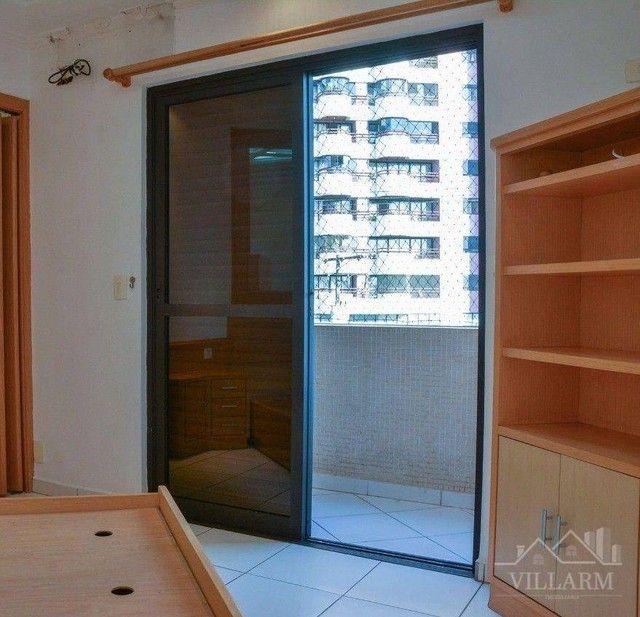 Apartamento com 4 dormitórios para alugar, 196 m² por R$ 5.700,00/mês - Vila Santo Estéfan - Foto 8