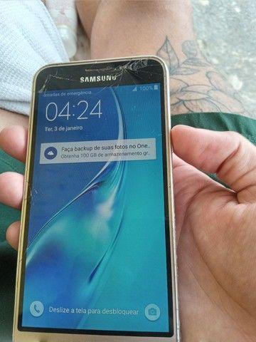 Samsung j3 8 gb de memória.  - Foto 2