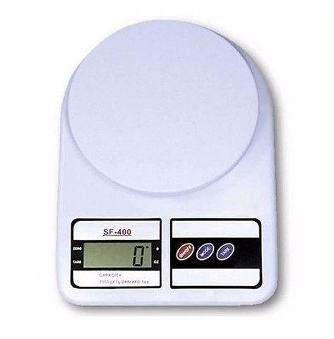 Balança Digital Eletrônica Pesa 1gr Até 10kg