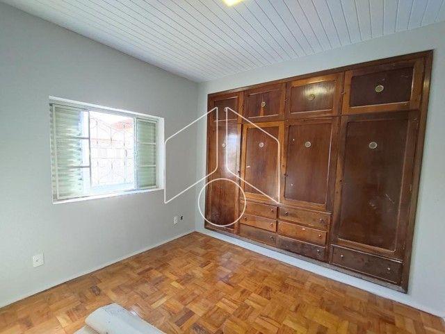 Casa para alugar com 2 dormitórios em Somenzari, Marilia cod:L15203 - Foto 3