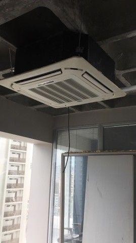 Economize energia limpe já seu ar condicionado