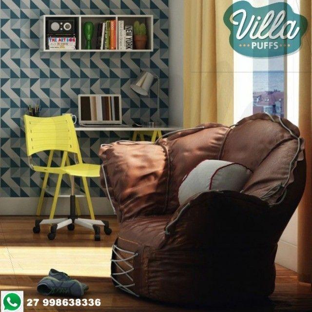 Inove seu espaço com conforto e diversão - Puffs Temáticos - Foto 5