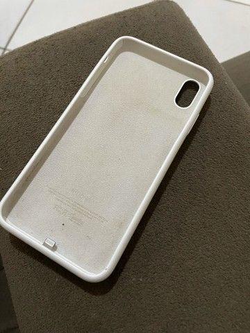 Capa Iphone XS MAX - CASE BATERIA ORIGINAL APPLE - Foto 2
