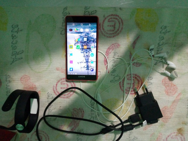 Smartphone Sony Xperia Z3 Compact (À Prova D'água)