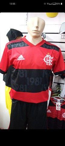 Camisa Flamengo 2021