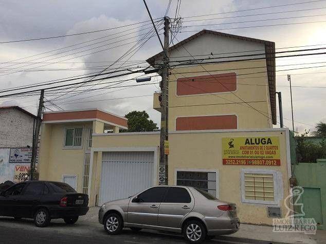 AP1686- Aluga Apartamento no Montese sem taxa de condomínio com 2 quartos 1 ou 2 vagas. - Foto 9