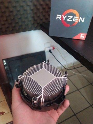 Ryzen 5 2600 - Foto 2