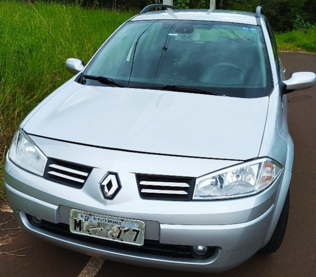 Renault Megane 1.6 flex 2013 completa