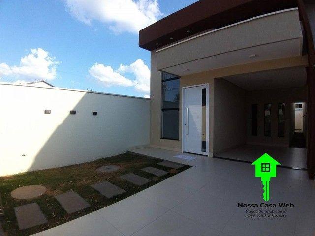 Casa para venda tem 138 metros quadrados com 3 quartos em Parque das Flores - Goiânia - GO - Foto 17