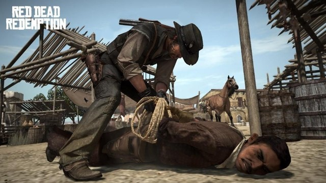 Red Dead Redemption ps3 - Foto 4
