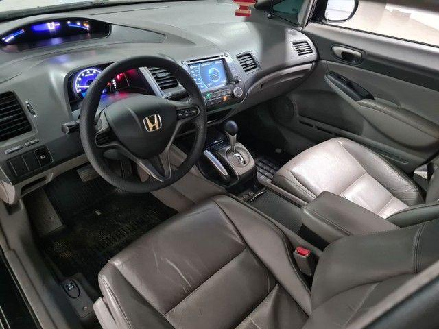 Honda Civic Automático Flex (Financio) - Foto 12